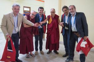 L'Università di Pisa conferisce una laurea honoris causa in Psicologia al Dalai Lama