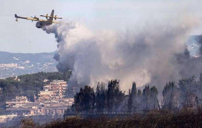 In Israele si spengono gli incendi, ma non le accuse contro i palestinesi per averli appiccati