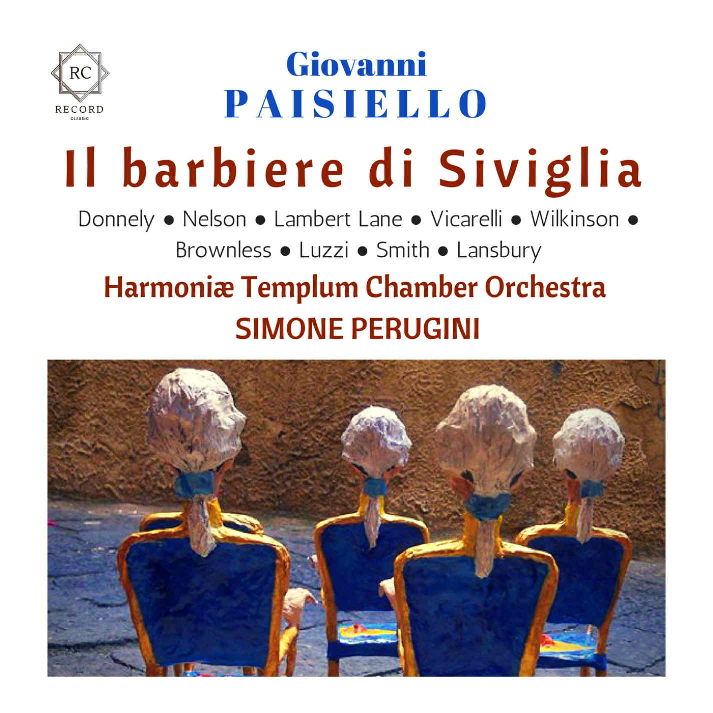 «Il barbiere di Siviglia» di Paisiello: divertimento puro nella nuova release discografica.