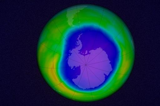 Una buona notizia per il paese: finalmente il buco dell'ozono è in diminuzione