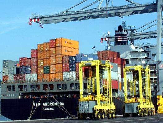 Container freight increases at port of Antwerp in Q1 2017 | Shipping