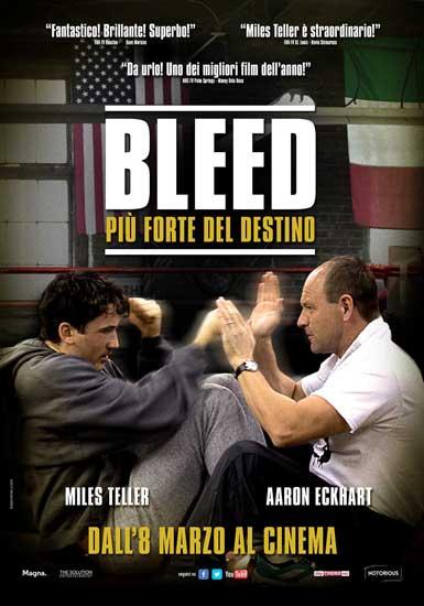 La recensione del film BLEED - Più forte del destino