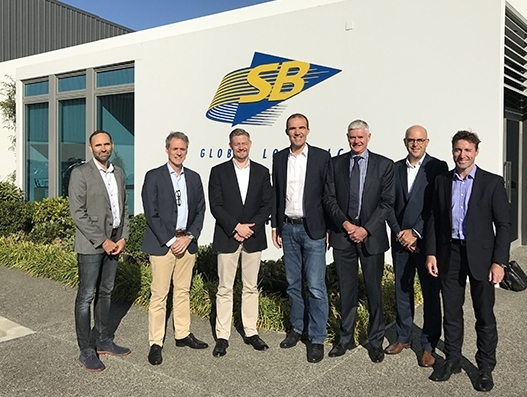 DB Schenker & SB Global Logistics join hands to cater to New Zealand customers | Supply Chain