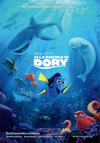Recensione del film Alla Ricerca di Dory, nuovo tuffo nell'oceano Disney-Pixar