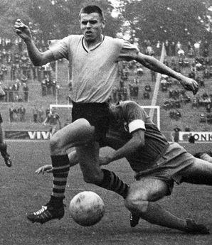 Coppa Campioni 1964: Borussia Dortmund-Benfica 5-0