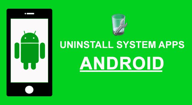 Eliminiamo le applicazioni preinstallate su Android con e senza root