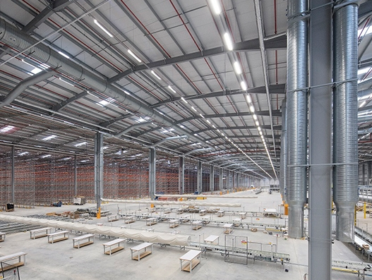 Construction of Amazon's £100 million logistics facility in Doncaster completes | Supply Chain