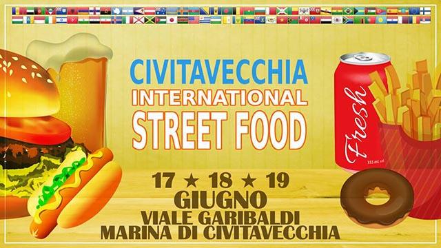 Fine settimana a Civitavecchia con il Festival dello Street Food