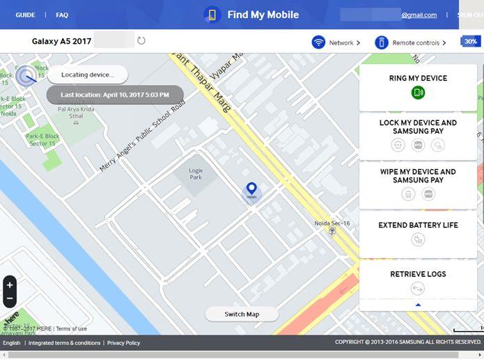 Come sbloccare il codice dimenticato sui dispositivi Samsung
