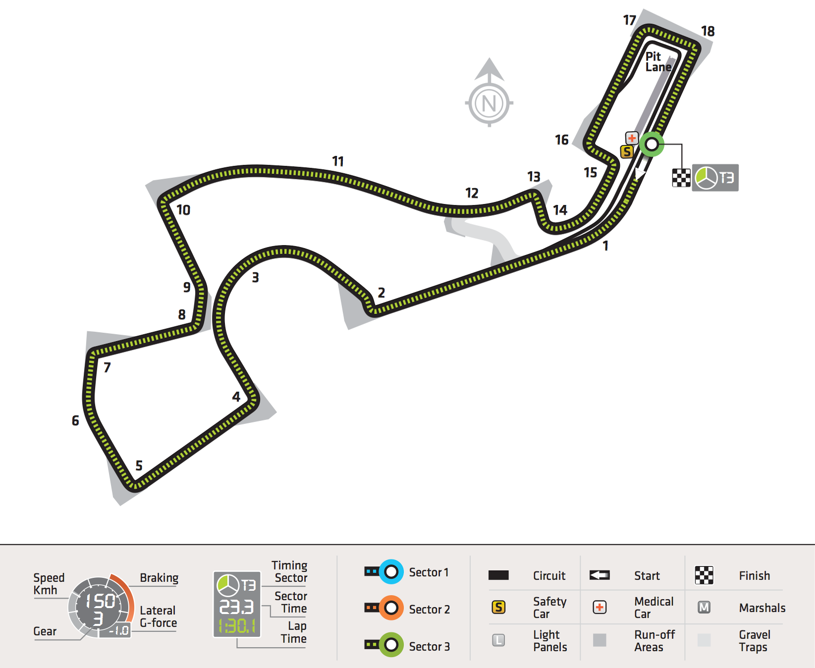 F1 GP Russia: dove vedere qualifiche oggi e gara domani in TV e streaming